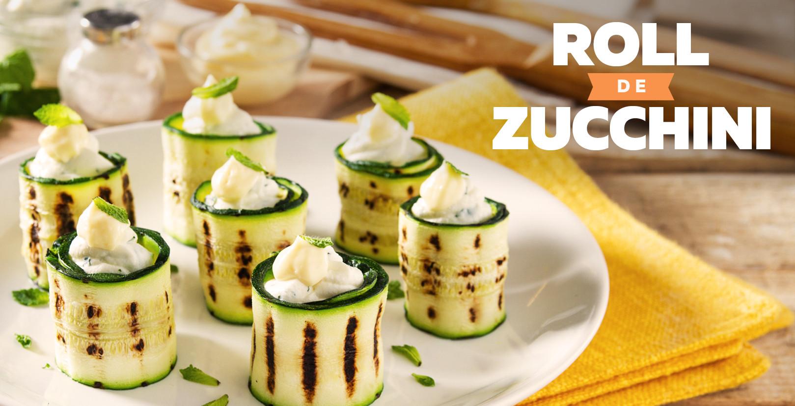 Roll de Zucchinis