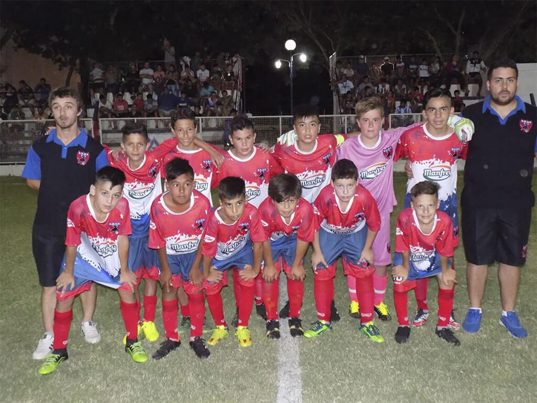 Sponsor oficial del 42° campeonato nacional de baby fútbol