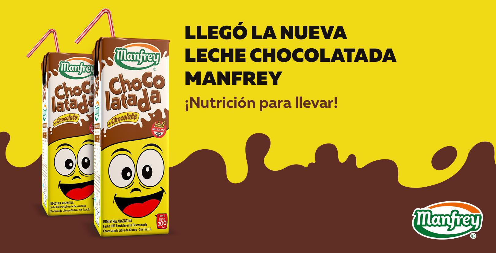 ¡Nuevo pack de chocolatada!