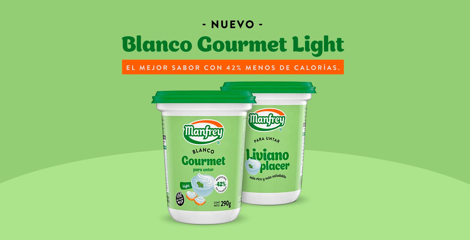 Nuevo Blanco Gourmet Light