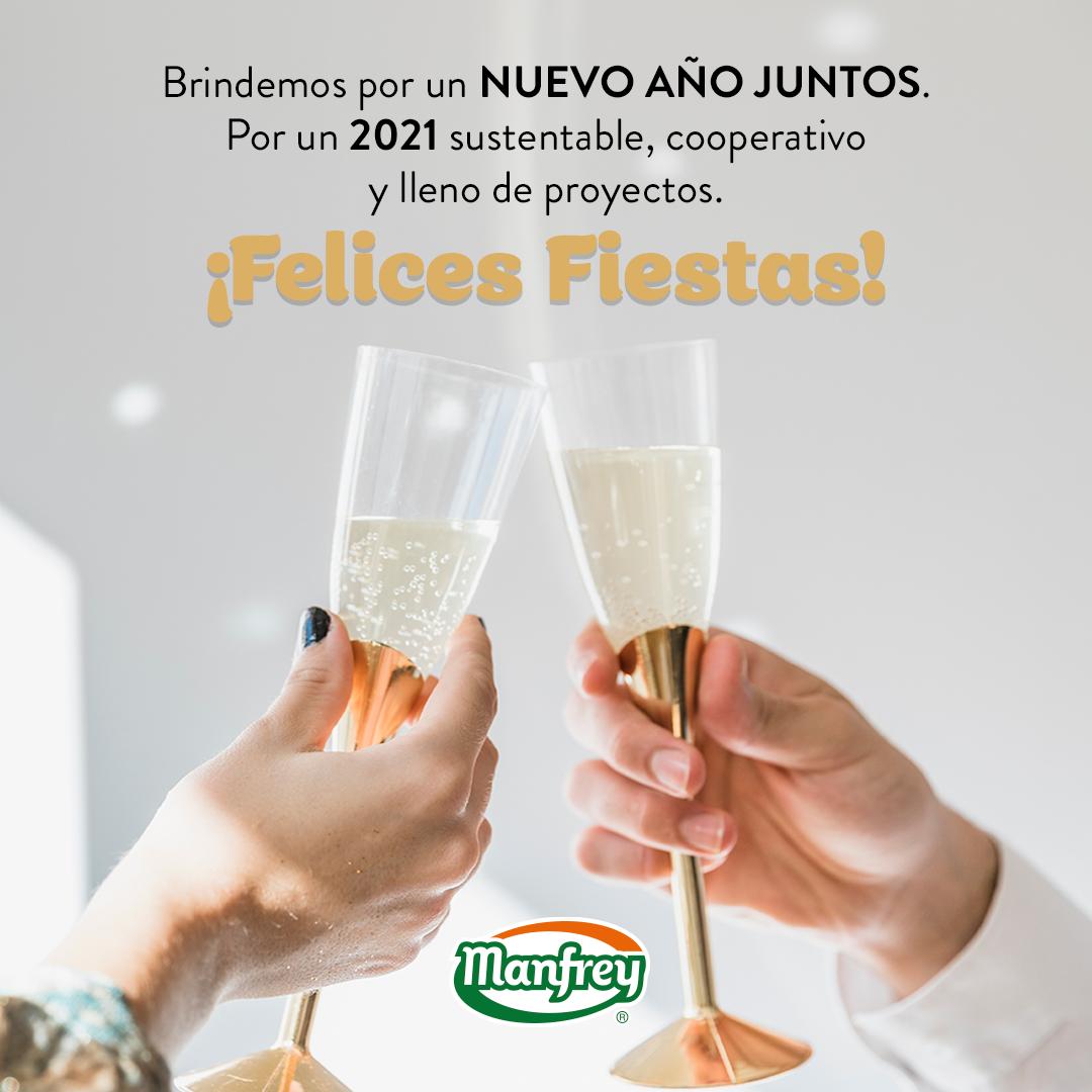 ¡Por un nuevo año juntos!